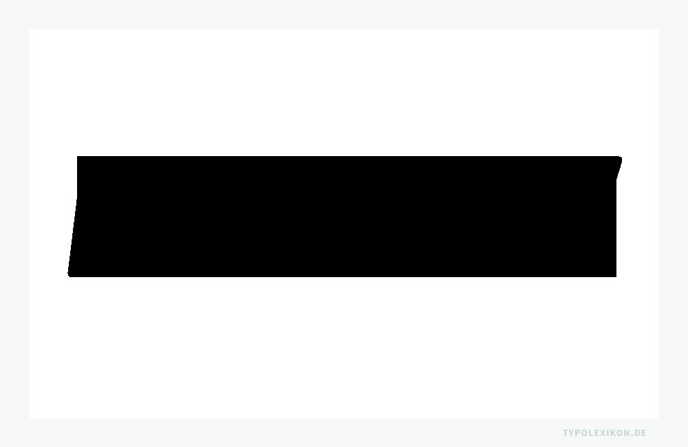 Die indo-arabische Zahl 2015 in Form römischer Zählzeichen. MMXV (2015) setzt sich wie folgt zusammen: M (1000) + M (1000) + X (10) + V (5). Beispiel gesetzt in der Zierschrift »Sofia Rough Black Three« von Olivier Gourvat aus dem Jahre 2015. Quelle: www.typolexikon.de