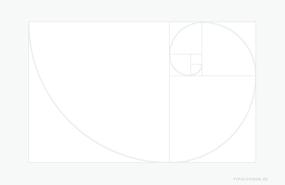 Die »Nautilus Spirale« symbolisiert Phi (Φ) als natürliche Präsenz in der Natur. Allerdings fällt der Mythos von der »Goldenen Spirale« sehr schnell in sich zusammen, sobald ihre Form und Proportion mit natürlichen Spiralformen in der Natur verglichen werden. Diese »Schablone« ist zwar hübsch anzusehen, ist aber weder bei der Konstruktion noch beim Nachweis des Goldenen Schnitts von Nutzen.